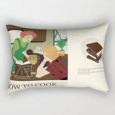 Villains Housewives (English) Rectangular Pillow