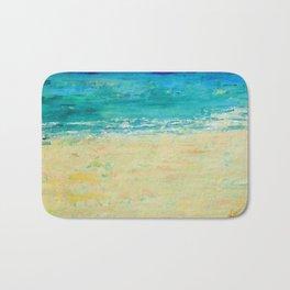 Get to the Beach! Bath Mat