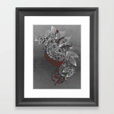 Earth Dance Framed Art Print