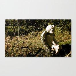 Lonely Boy Canvas Print