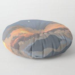 Java Floor Pillow
