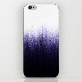 Lavender Ombré iPhone Skin