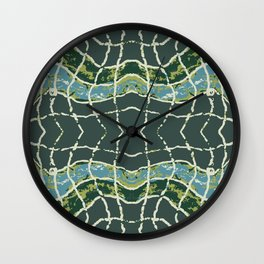 Uncertainty of consciousness. Natural 2. Wall Clock