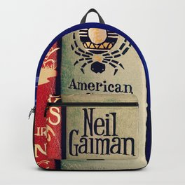 Library of Fun Backpack