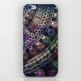 Galaxy Mandala iPhone Skin