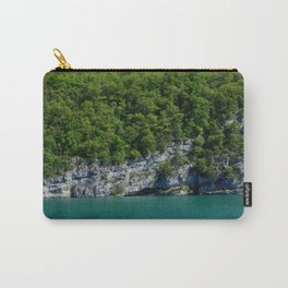 Green Rock Carry-All Pouch
