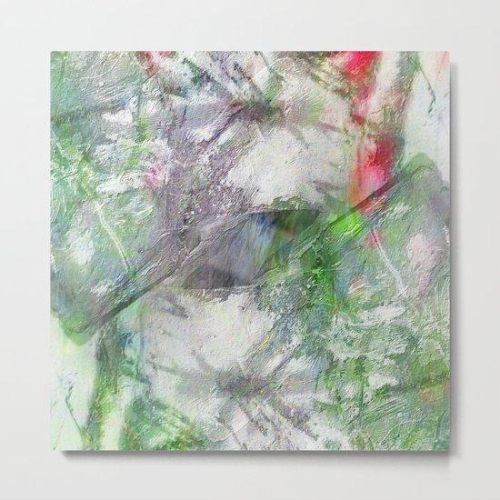 Texture abstract 2017 001 Metal Print