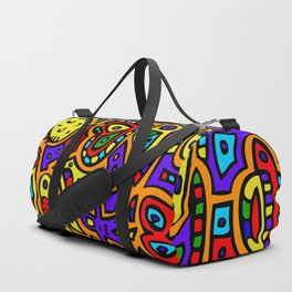 Abstract #416 Duffle Bag