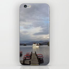 Bowness-on-Windermere iPhone Skin