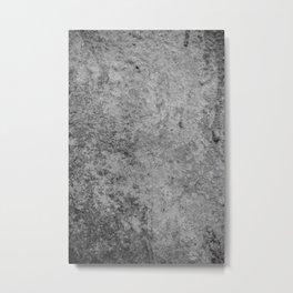 Concrete 1 Metal Print