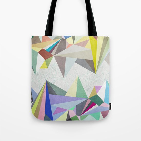 Colorflash 4 Tote Bag