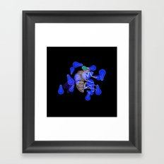 ZZZZZZZZ Framed Art Print