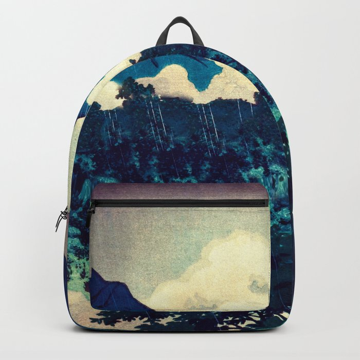Under the Rain in Doyi Backpack