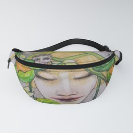 In the Citrus Family Fanny Pack
