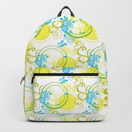 Swirls & Circles Backpack
