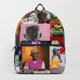 Tyler, The Creator Poster Backpack