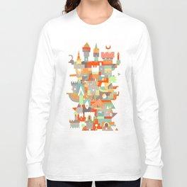Structura 8 Long Sleeve T-shirt