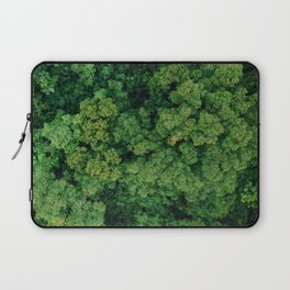 Greenery Forest (Color) Laptop Sleeve