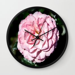 Sexy Rexy Rose Wall Clock