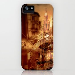 time for the graces iPhone Case