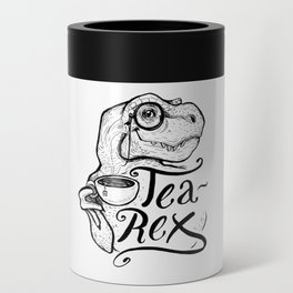 Tea-Rex Can Cooler