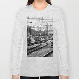 Rails way Long Sleeve T-shirt