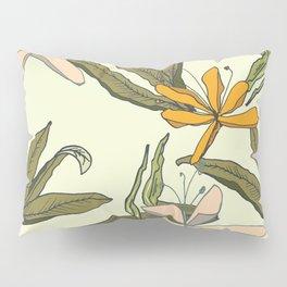 Hibiscus Flower Pillow Sham