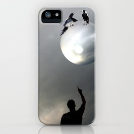 The Magpies iPhone Case