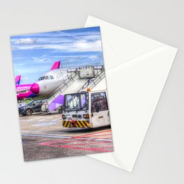 Wizz Air Airbus A321 Stationery Cards