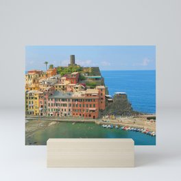 CINQUE TERRE ITALY Mini Art Print