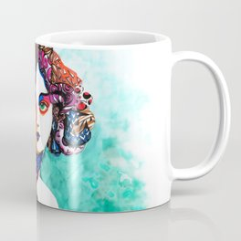 """""""When the muse come to visit"""" Coffee Mug"""