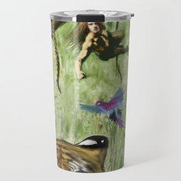 Tarzan's Last Jump Travel Mug