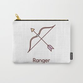 Cute Dungeons and Dragons Ranger class Carry-All Pouch
