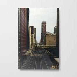 Chicago - The Loop (3) Metal Print