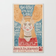 Jason & the Argonauts Canvas Print