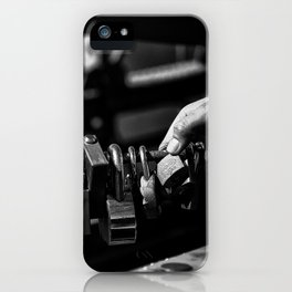 nothing more iPhone Case