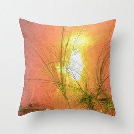 Magic Time Throw Pillow