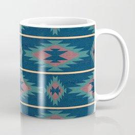 Native Spirit Pattern Coffee Mug