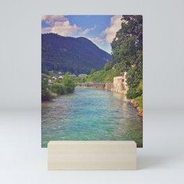 Austrian Beauty Mini Art Print