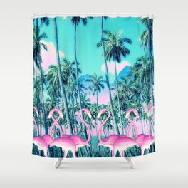 Wham! Shower Curtain