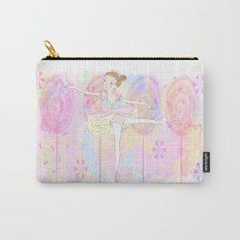 Sugar Plum Fairy Carry-All Pouch