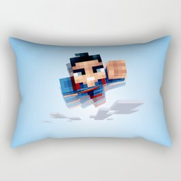 Mine of Steel Rectangular Pillow