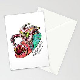 Spinelorolli (Spinel + Fizzarolli) Stationery Cards