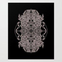 Goyles Art Print
