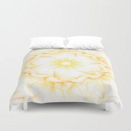 Solar Plexus Duvet Cover
