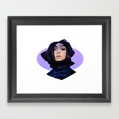 Asian Framed Art Print
