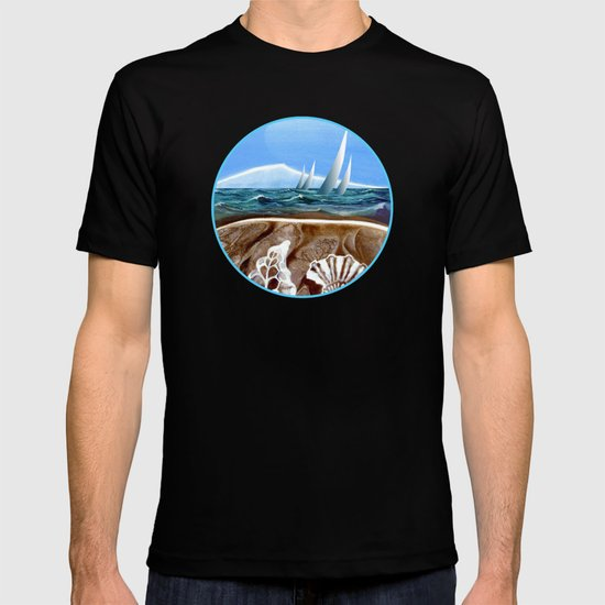 The Geology of Boating T-shirt
