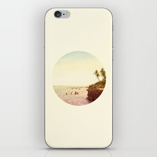 Salt Water Dreams iPhone & iPod Skin