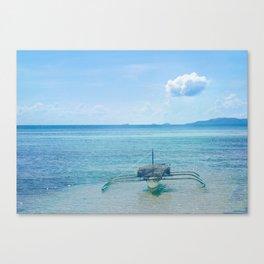 Cuyo Canvas Print