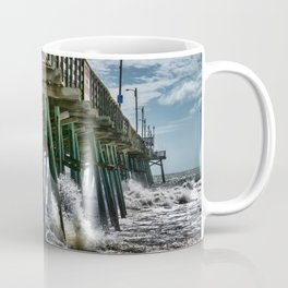Bogue Inlet Pier Coffee Mug